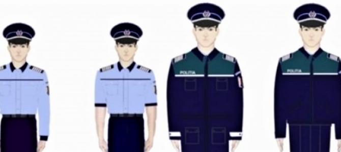 FSNPPC/01.08.2019     -              PRECIZĂRI  referitoare la portul uniformei în structurile polițienești
