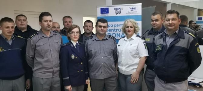 19.09.2019 - SNPPC se implică: donare de sânge, la Poliția de Frontieră Botoșani