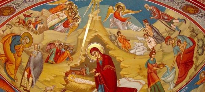 CRĂCIUN BINECUVÂNTAT CELOR CARE CELEBREAZĂ PRAZNICUL NAȘTERII MÂNTUITORULUI!