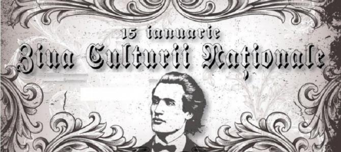 EMINESCU, UN SIMBOL CULTURAL FĂRĂ SEAMĂN