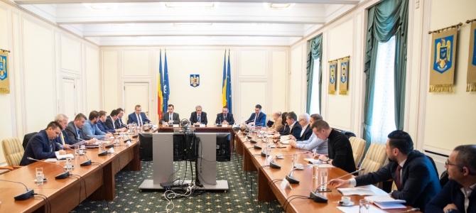 16.01.2020 - CONCLUZIILE FSNPPC  în urma ședinței de dialog social, organizată de MAI
