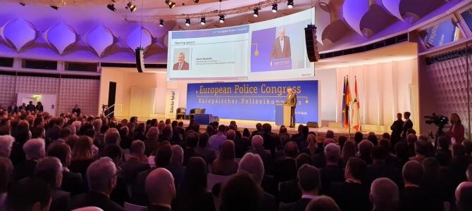 04.02.2020 - Delegație SNPPC, la Congresul European al Poliției, de la Berlin