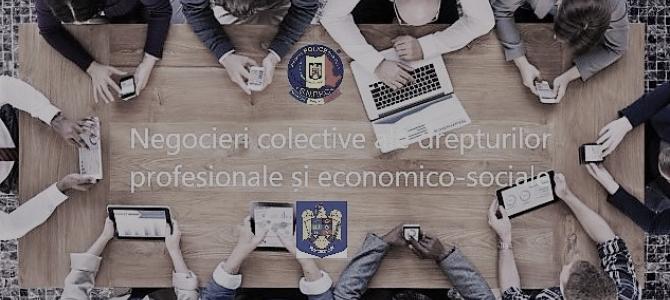 18.02.2020 - Negocieri cu MAI, pentru drepturile colective  ale polițiștilor și personalului contractual