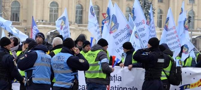 FSNPPC declanseaza actiunile de protest