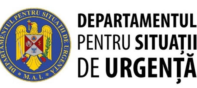 23.03.2020 - Intervenție la DSU, pentru protecția polițiștilor