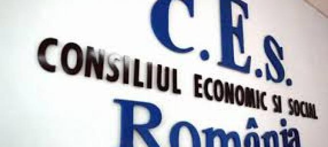 Comunicat 21.05.2020 - Proiecte importante pe ordinea de zi a CES