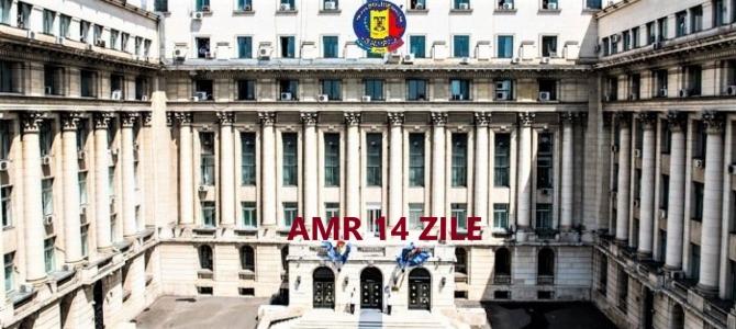 22.06.2020 - M.A.I. trage de timp!  AMR 14 zile pentru emiterea Normelor metodologice  de recalculare a salariilor