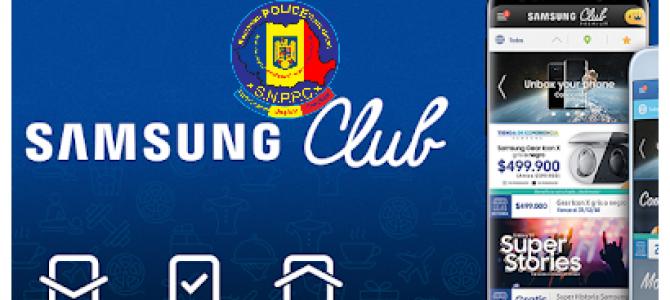 SNPPC, partener Samsung Club
