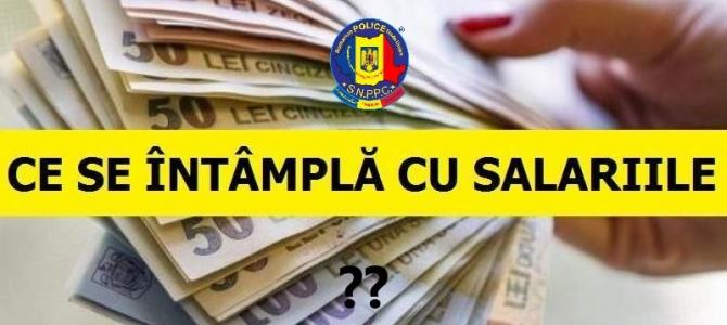 07.09.2020    -  COMUNICAT:  Demersul reparator al FSNPPC se concretizează:  începând cu luna septembrie a.c., se vor acorda restanțele salariale,  conform OUG 75/2020