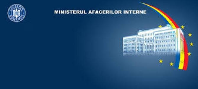 Comunicat 06.01.2021 - Solicitare întâlnire ministrul Afacerilor Interne