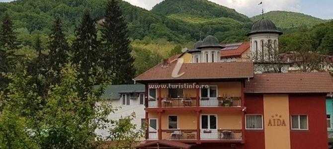 Protocol SNPPC-Vila AIDA, Băile Olănești-Vâlcea, cu 10% discount pentru membrii de sindicat&familii