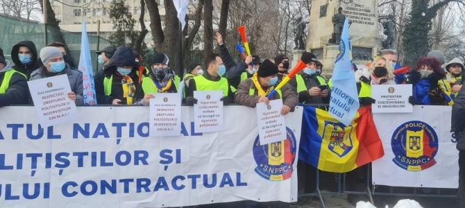 18.01.2021 - Delegație a protestatarilor, primită la Palatul Cotroceni