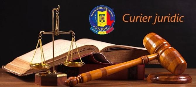 07.04.2021   -   PRECIZĂRI  privind încadrarea în condiții de muncă a polițiștilor puși la dispoziție