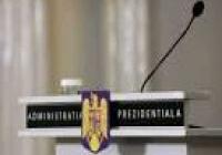 Adresa catre Presedintele Romaniei