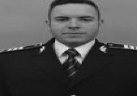 Agentul șef adjunct de poliție Bogdan Cosmin Gigină - ultima misiune