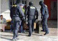 I N F O R M A R E privind percheziţiile de amploare ale Poliţiei în judeţul Argeş