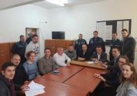 INFORMARE - întâlnire cu membrii SNPPC din cadrul Secţiei 25 Poliţie - Bucureşti