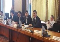 COMUNICAT - SNPPC a susţinut, în Parlament,  proiectul noii Legi-cadru privind salarizarea unitară