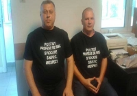 INFORMARE din 03.08.2017 -  Începând de azi, încă doi membri SNPPC sunt în refuz de hrană
