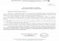 30.08.2017 - intalnire de urgenta solicitata prim-ministrului Romaniei