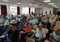 INFORMARE din 11.09.2017 -  Consiliul general SNPPC a dezbătut problemele personalului MAI