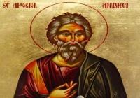30 NOIEMBRIE – PRAZNICUL ORTODOX AL SFÂNTULUI APOSTOL ANDREI