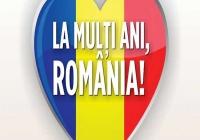 Onor înaintaşilor!                                                                    1 DECEMBRIE – ZIUA NAŢIONALĂ A ROMÂNIEI
