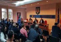 16.02.2018 - Schimbare de ştafetă la conducerea SNPPC Maramureş