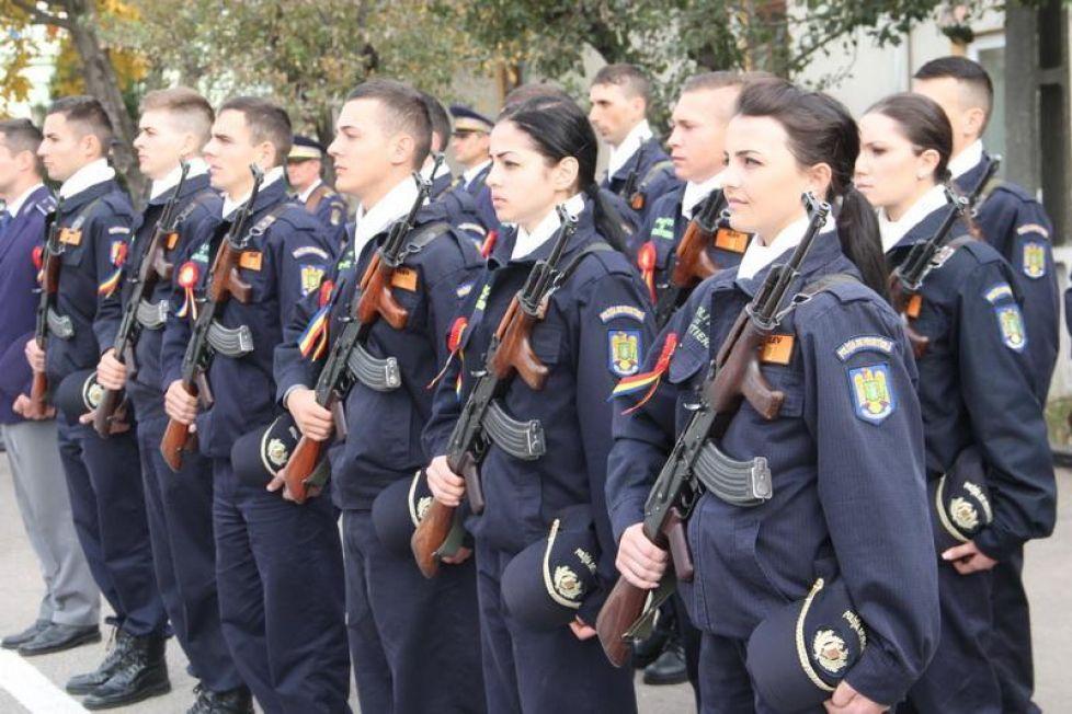04.09.2018 - 1.880 de elevii vor începe cursurile Şcolilor de poliţie