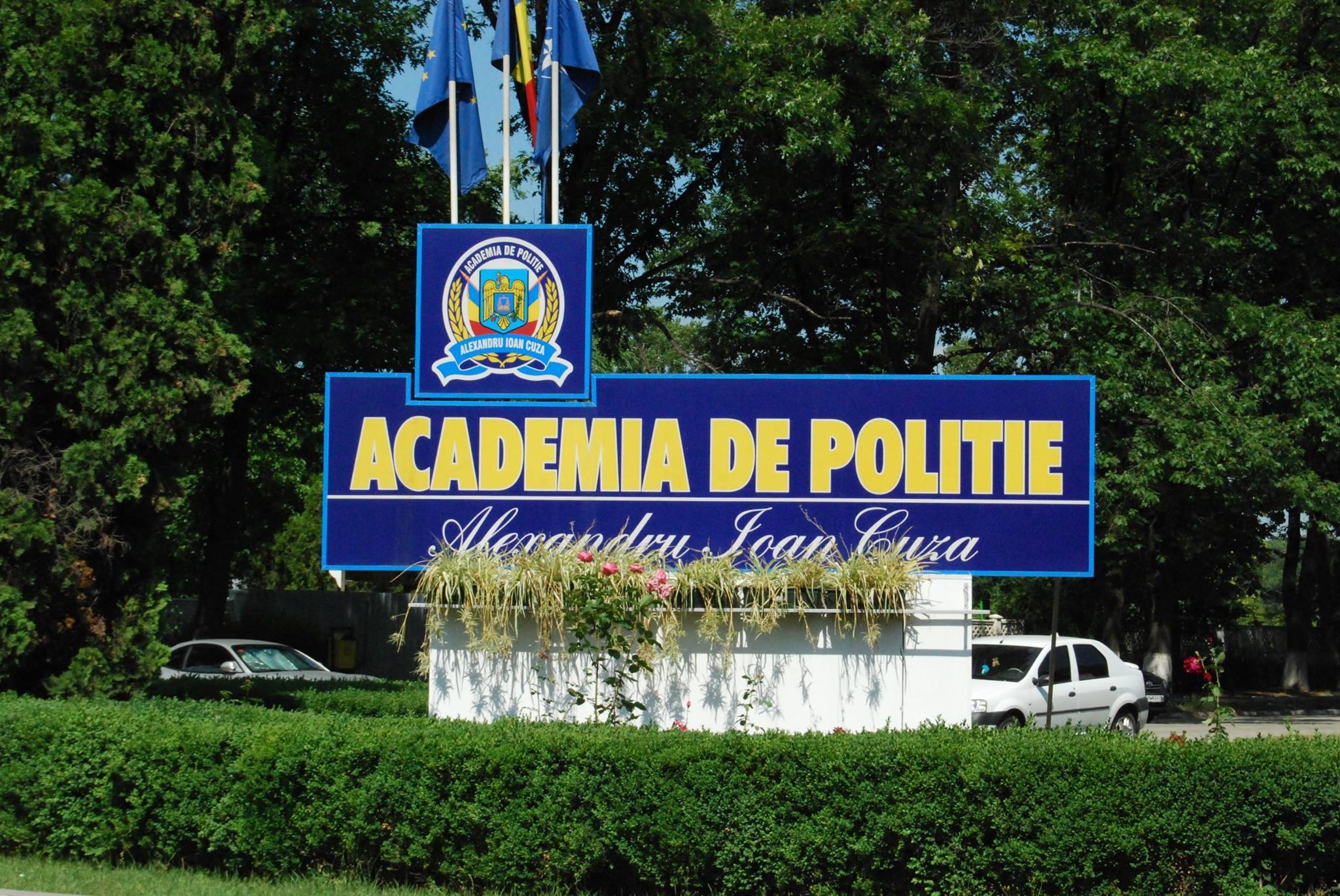"""14.07.2018 - Avansare în grad la Academia de Poliție """"A.I. Cuza"""""""