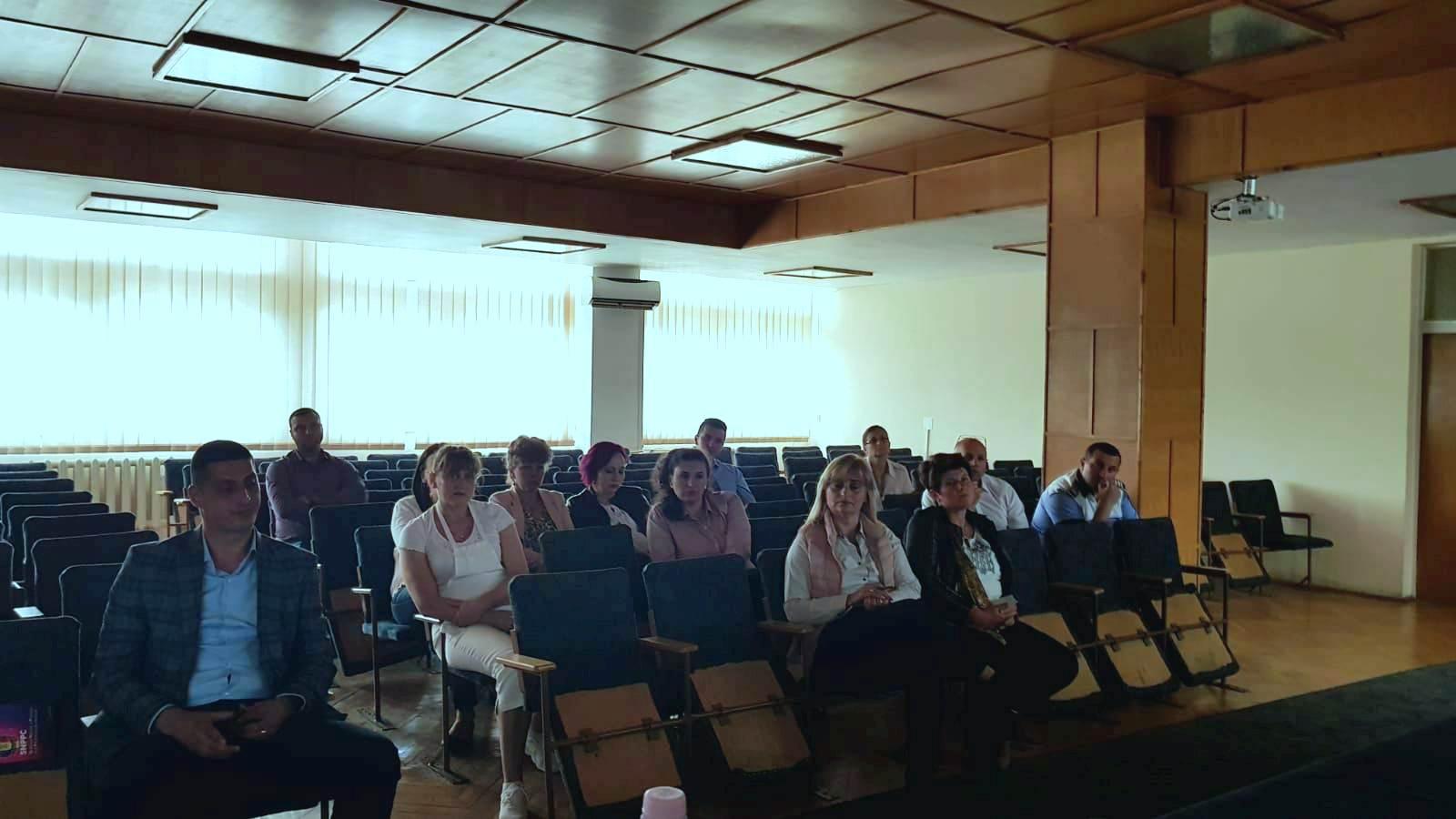 18.05.2018 - Întâlniri cu membrii SNPPC din judeţele Mureş şi Alba