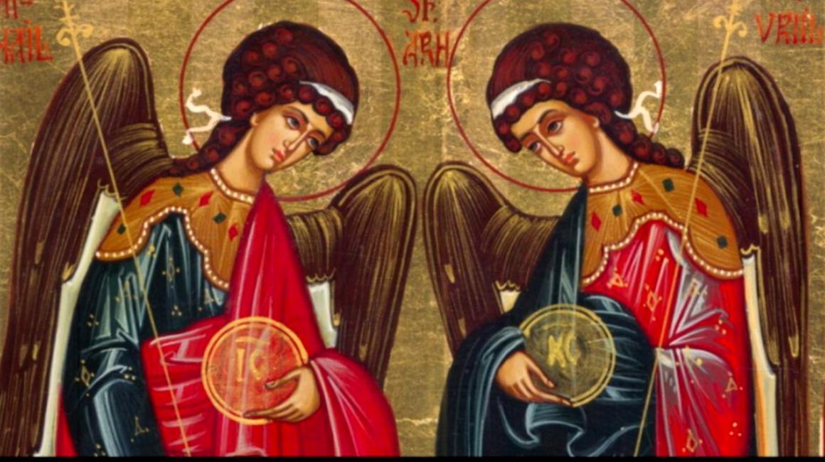 8 Noiembrie – Soborul Sfinţilor Arhangheli Mihail şi Gavriil